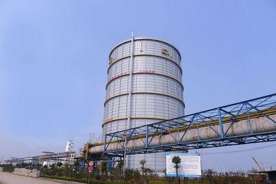 清洁能源循环利用:焦炉煤气输配