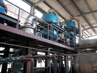 脱硫废液提盐项目