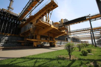 300万吨/年6.98米顶装焦化项目150万吨(二期)